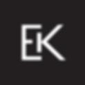 Emily Keller Logo Black White