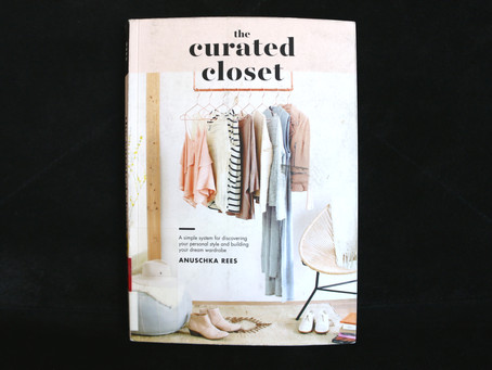 Book Review: THE CURATED CLOSET by Anuschka Rees