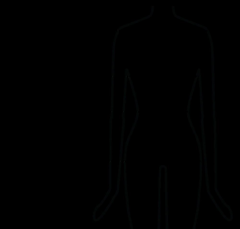 Measurements For Body Shape