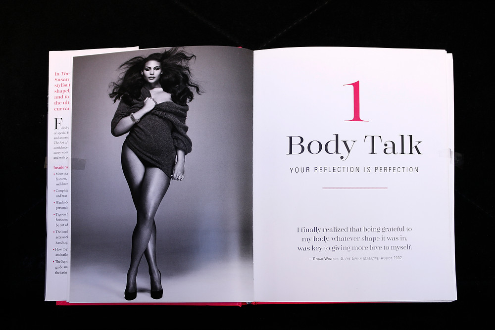 The Art Of Dressing Curves by Susan Moses