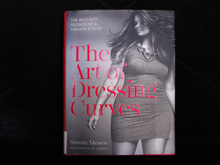 Book Review: THE ART OF DRESSING CURVES by Susan Moses