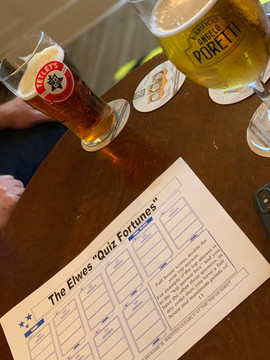 Quiz Fortunes Every Thursday @9.15