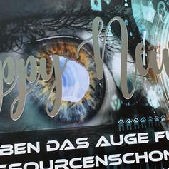 Neujahrskarte Swisstraffic AG