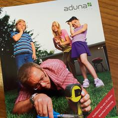 Flyer Aduna