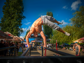 STREET WORKOUT LAKE TOUR