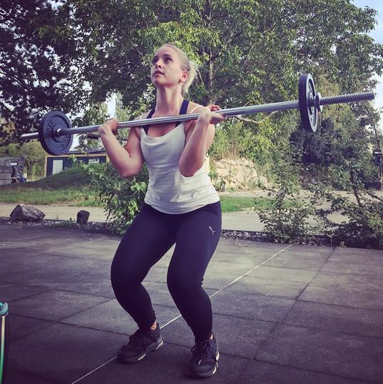 Functional Training Athlete