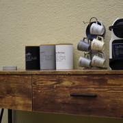 reACT Showroom Coffee