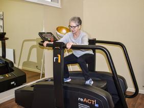 Hier trainieren Senioren bis ins hohe Alter sicher und erfolgreich