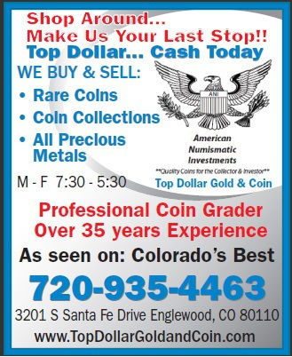 Buy Silver, Buy Gold, Gold Coins, Rare Coins