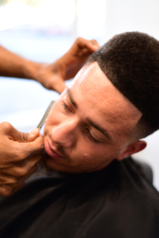 Haircut with Beard Grooming