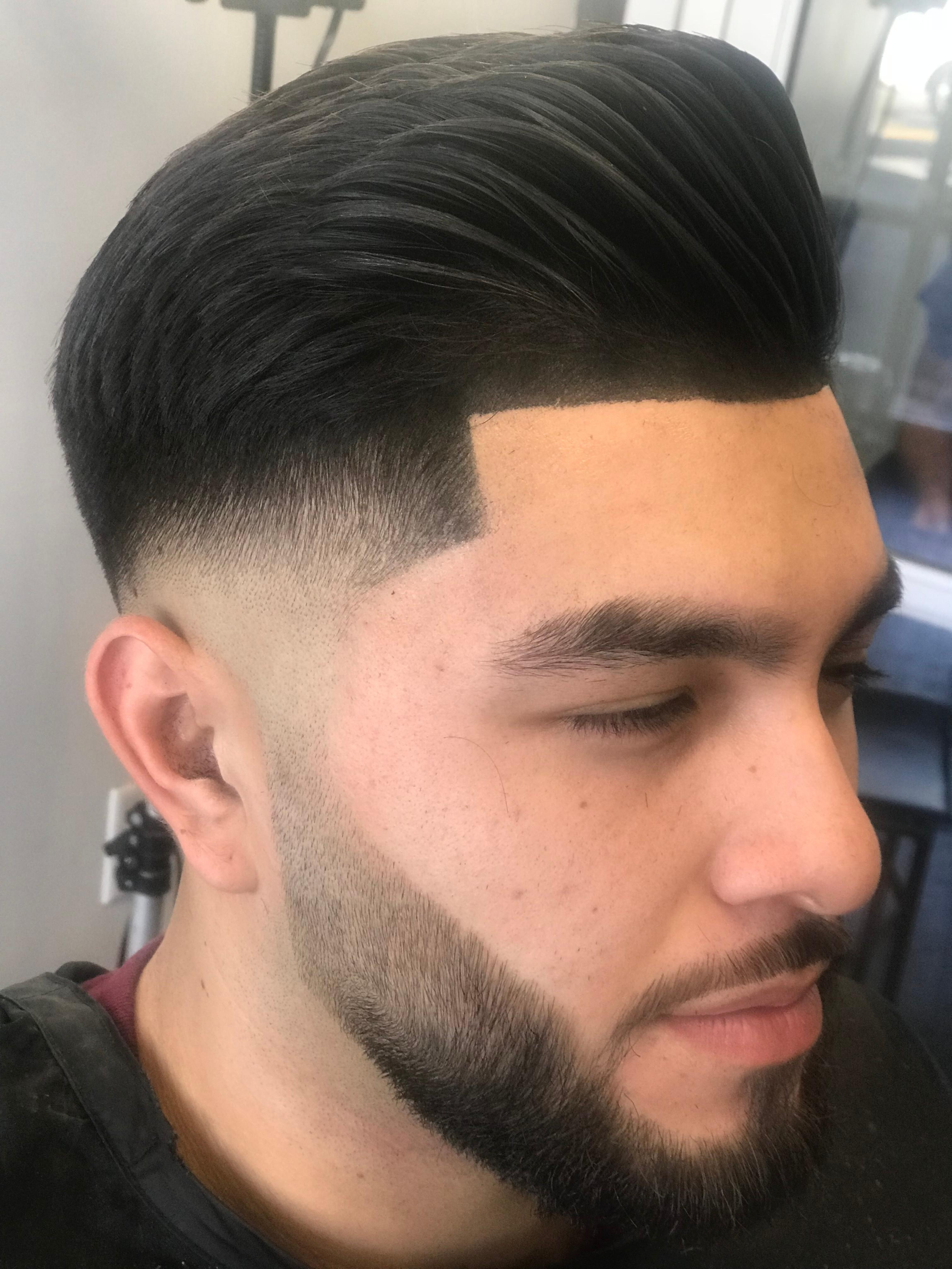 Color Top of Head