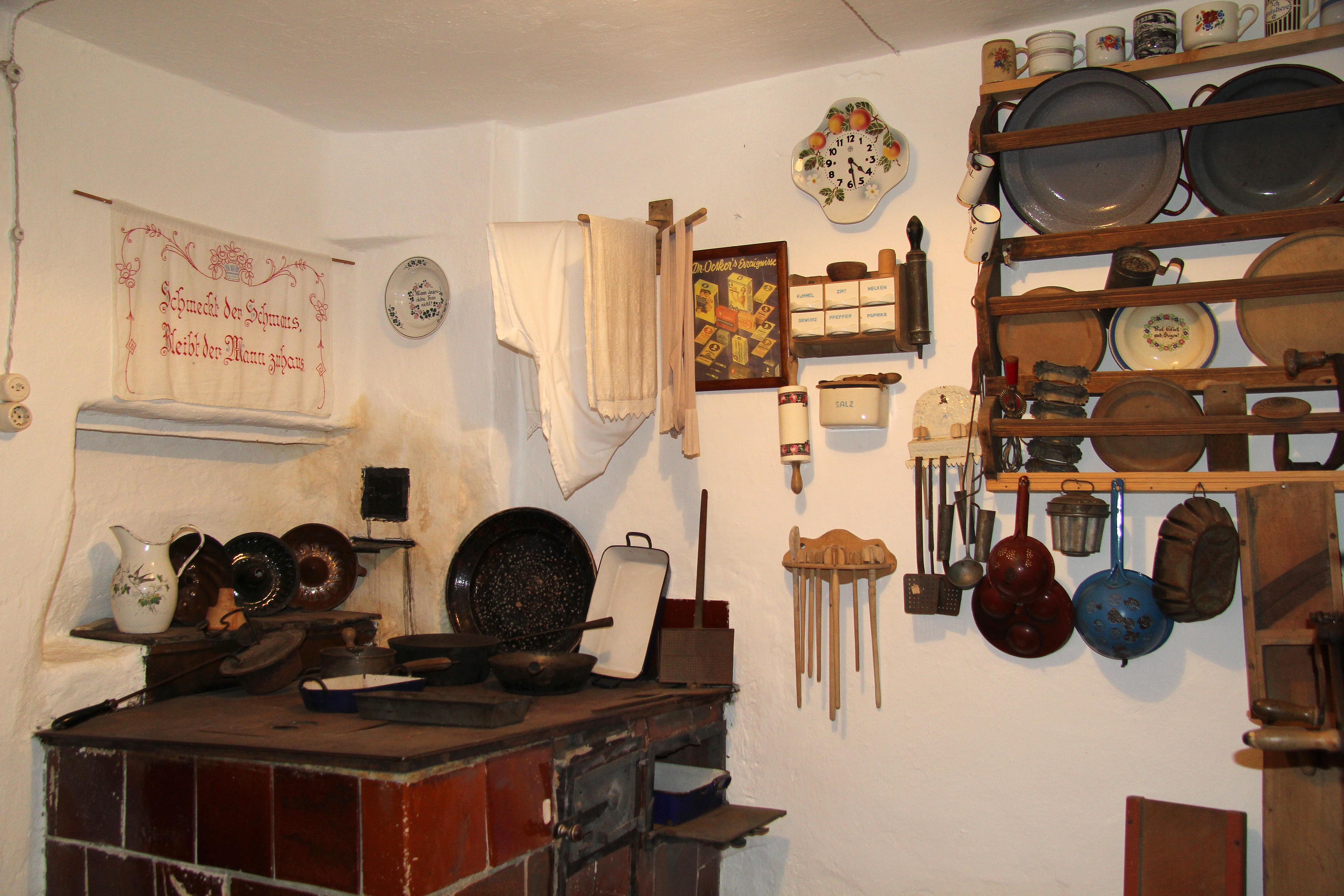 Erledtmühle Küche