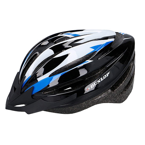Fahrradhelm Dunlop für Herren, Damen & Kinder mit EPS Innenschale (Modell HB13)