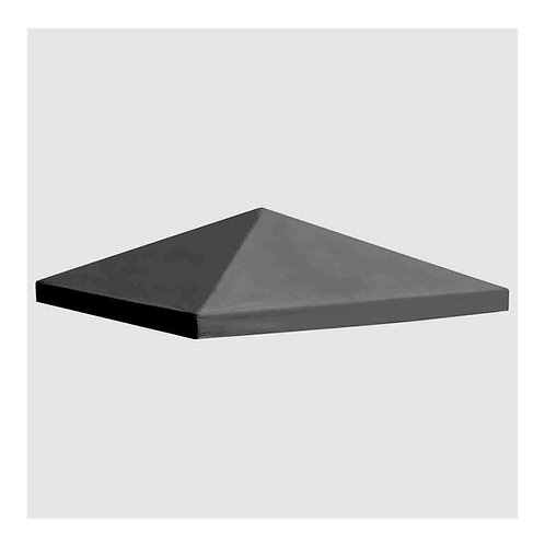 Ersatzdach 340g/m² Dach EXTRA STARK PVC Beschichtung Pavillondach Wasserdicht