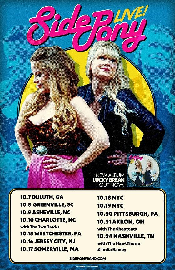 Side Pony Tour Poster- East Coast.jpg