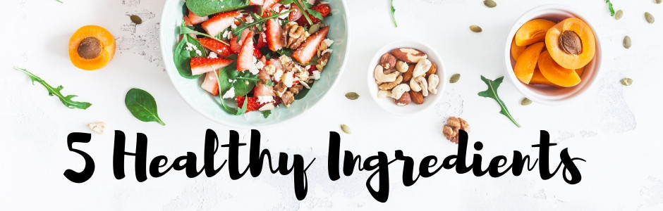 5 อาหารสุขภาพสำหรับสาย Healthy