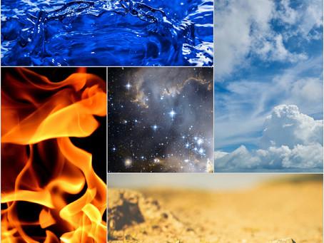 Die Kraft der Elemente