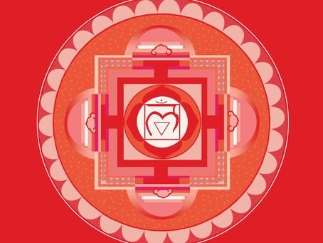Muladhara Chakra. Das 1. Chakra