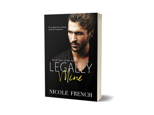 Legally Mine: Signed Paperback
