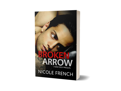 Broken Arrow: Signed Paperback