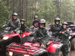 ATV rides for the whole family