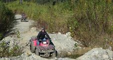 Backwoods ATV Roadie!
