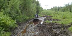 ATV Mud Bogging?