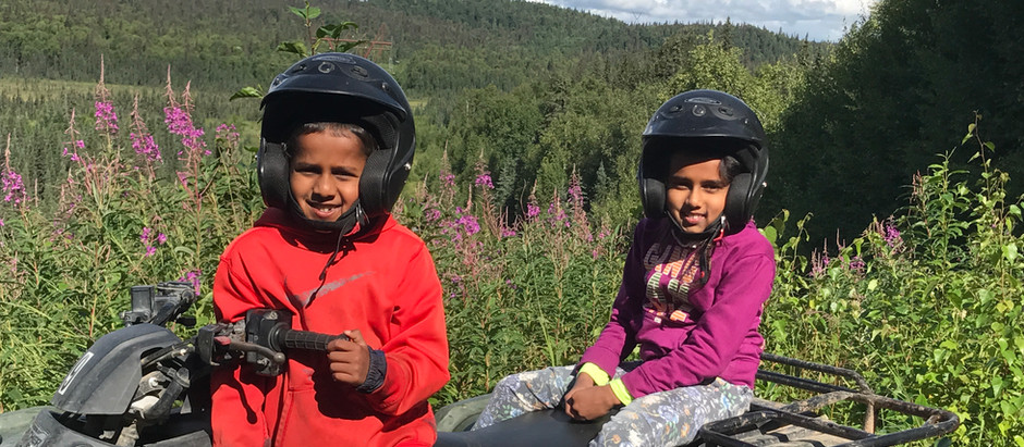 ATV Tours in Talkeetna: Safety First