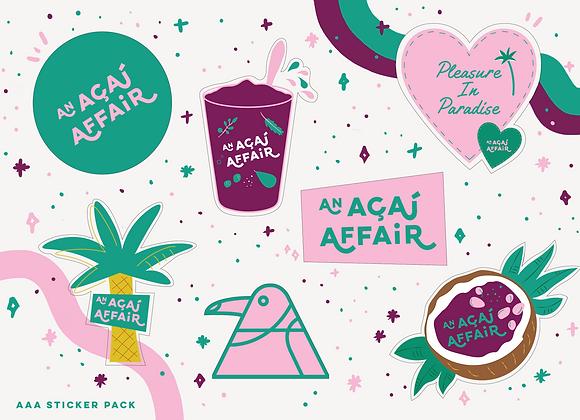 AAA Sticker Pack
