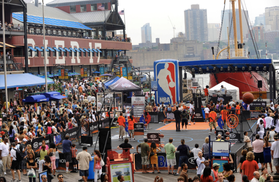 NBA Nation Tour