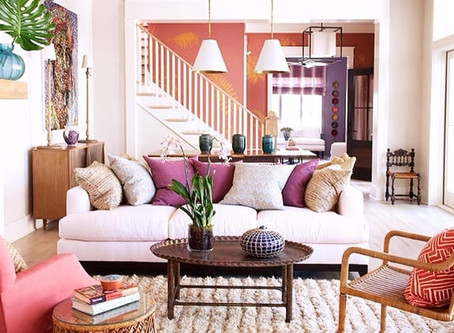 Home Tour: So NOT Southern.