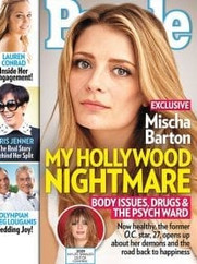 People Magazine October 28, 2013