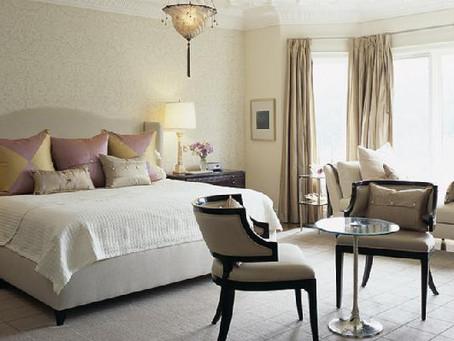 White Haute. An Inspired Bedroom.
