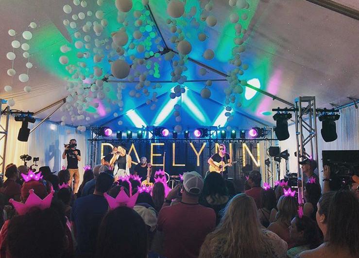 Warner Nashville CMA Fan Party w/ Rae Lynn
