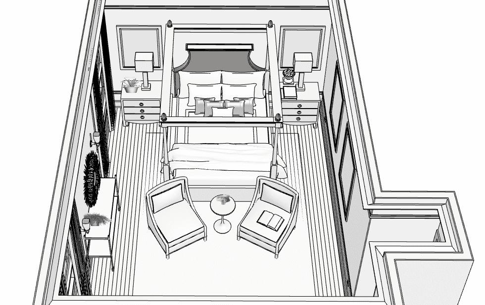 Floor Plan Cullinan