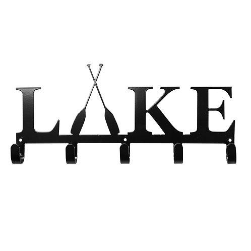 Lake - Metal Key/Leash Wall Hanger