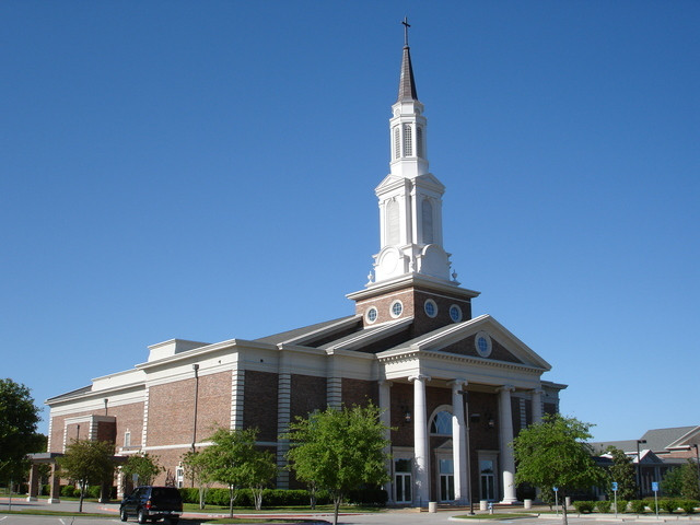 St. Andrew United Methodist Church, Plano, TX