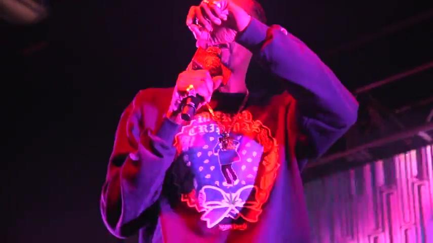 """Snoop Dogg """"Puff Puff Pass"""" Tour"""