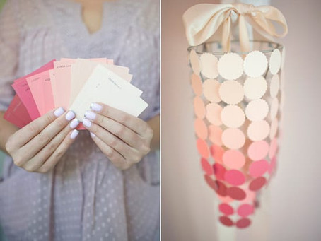 18 Things to Make With Paint Chips!