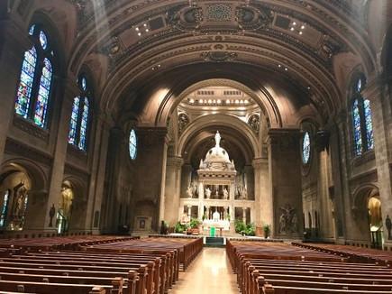 Basilica of St. Mary, Minneapolis, MN