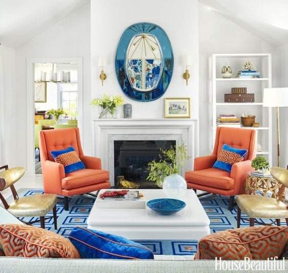 Make a statement with Color