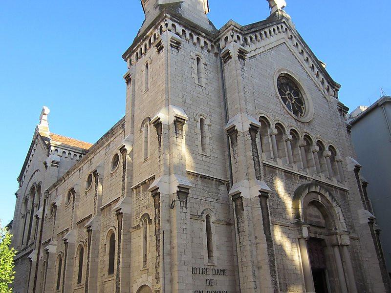 Notre Dame de Bon Voyage, Cannes, France