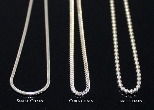 Sterling Silver .925 Chain