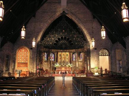 Grace and Holy Trinity Cathedral, Kansas City, MO