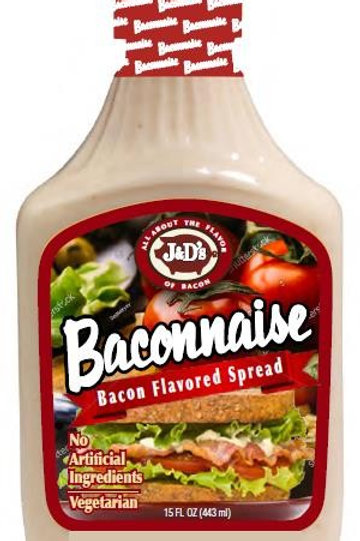 Baconnaise - Regular flavor