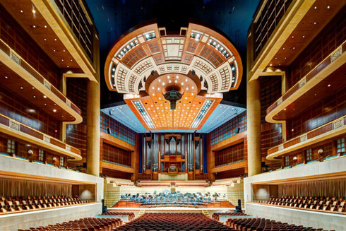 Meyerson Symphony Center, Dallas, TX
