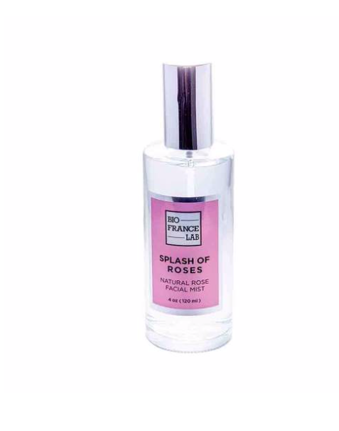 Bio France Lab Splash of Roses Facial Mist