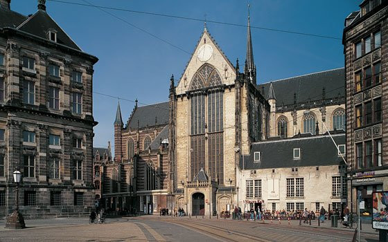 Nieuwe Kerk, Amsterdam, The Netherlands