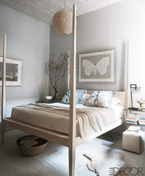 Bedroom Contemporary by a homeowner Harriet Maxwell Macdonad