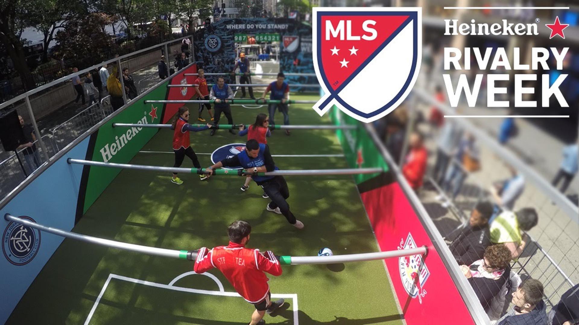 MLS Heineken Rivalry Week